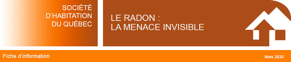 Le radon : la menace invisible